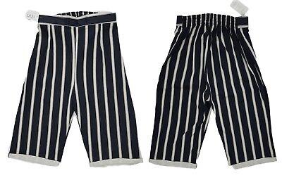 Womens 12-24 Beige 2 Pocket Bistretch Knee Length Pull On Shorts Back Elastic