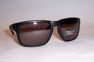 080293dd3696 Image is loading New-Oakley-Sunglasses-HOLBROOK-OO9102-90-BLACK-PRIZM-