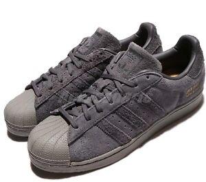de nouveaux hommes est est est adidas originaux superstar chaussures [bz] Gris  / utilit é 64c1c2