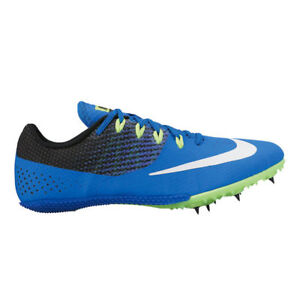 Details about Nike Zoom Rival S 8 Men Spikes Track Field Sprint Shoes 806554 413 Blue Size 13