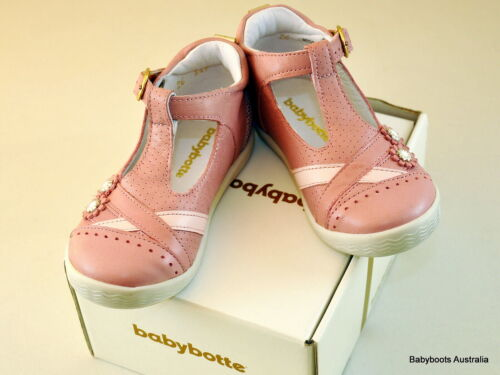 Swane from Babybotte France are semi-enclosed sandals for little girls