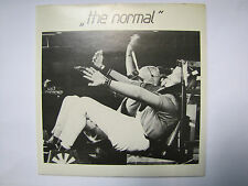 """The Normal – T.V.O.D. / Warm Leatherette - 7"""" MUTE 001"""