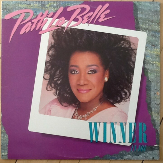 LP, Patti La Belle, Winner In You, Andet, MCA5737 - LP i…