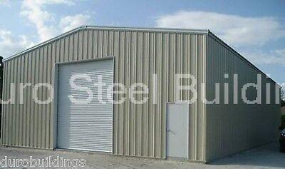 DuroBEAM Steel 40x50x14 Metal Building Auto Garage Workshop Structure Kit DiRECT