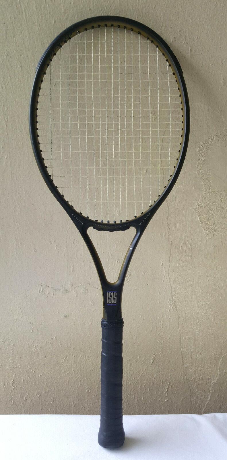 Dunlop Select Pro revelación Premium Grafito tenis raqueta  de tamaño mediano 4 1 8