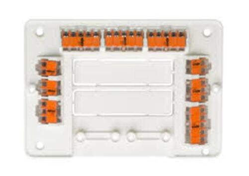 * NOUVEAU WAGO MBOX L32 Câblage Centre 60362958 5 PCS.