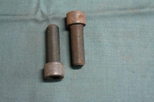 Original Ersatzteil Vermeer Wurzelstockfräse 2 Stück Schrauben 5//8-18 x 2