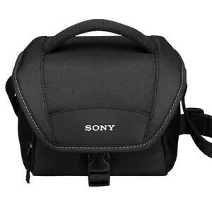 Sony Camera Case Small Shoulder Bag For Sony Compact Camera Handy Camcorder Ebay