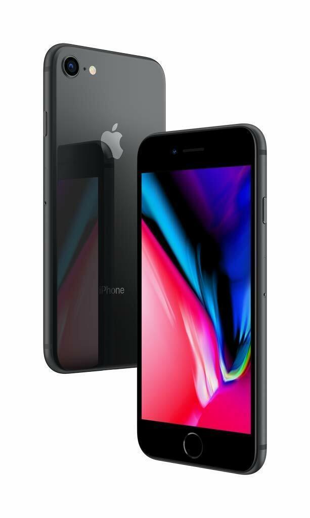 iPhone: Apple iPhone 8 64GB Grigio Siderale (Sbloccato) Smartphone 12 MESI DI GARANZIA