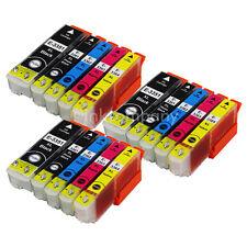 15x XL tinta cartuchos para Epson Expression premium xp530 xp630 xp645 xp830 set