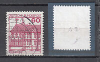 BRD 1979 Mi. Nr. 1028 R Gestempelt Rollmarke mit Nr. TOP!!! (20308)