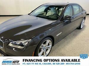 2015 BMW 750 Li xDrive LOW KM, SHOWROOM CONDITIONS