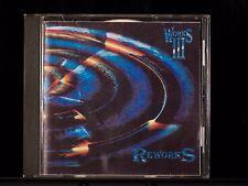 """Works III """"Reworks"""", ELP cover, by Frank Askew & John Grindell, CD-R sampler"""