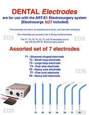 Bonart Art-e1 Electrosurgery Cutting Unit Electrode Set of 7