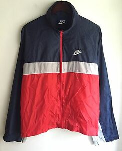 fb866d509a Image is loading vintage-nike-blue-tag-windbreaker-jacket-men-039-