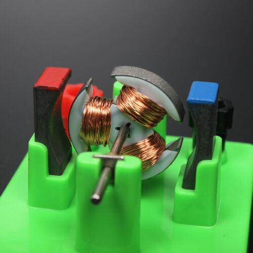 AA Dc Electrical Motor Modell Physik Experiment Hilfe Bildungs Studenten DIY