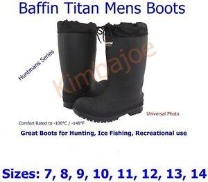 Baffin-Titan-Mens-Boots-Huntsman-Series-Sizes-7-8-9-10-11-12-13-14