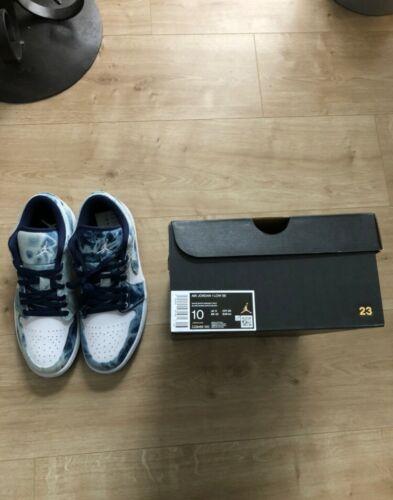 Nike Air Jordan 1 low se 'washed Denim' - US 10-cz8455 100