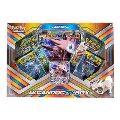 Pokemon TCG Lycanroc GX Box- NEW - AUS Stock