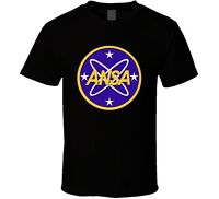 Ansa Planet Of The Apes 1968 Retro Sci-fi Movie Black T-shirt