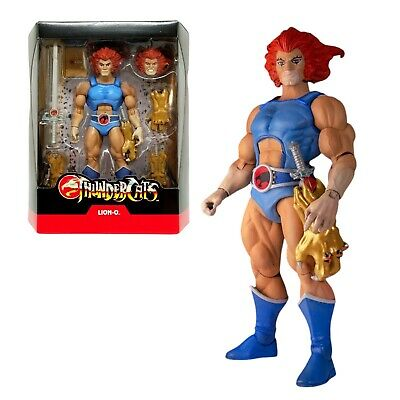 2020 SUPER7 ULTIMATES THUNDERCATS LION-O ACTION FIGURE NEW IN HAND SERIES 1 MISB
