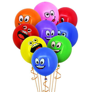 Latex-Balloons-For-Birthday-Party-Colorful-Big-Eyes-Smiley-Kids-Gift-10-Pieces