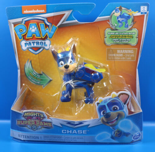 Paw Patrol Mighty Pups Super Paws Auswahl an Figuren Sets
