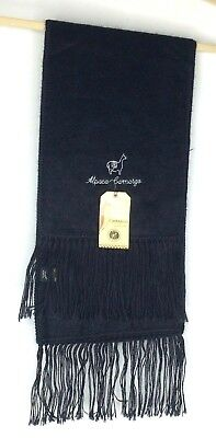 Brand New Gorgeous AUTHENTIC Alpaca CAMARGO Scarf Made In Peru DIFFERENT COLORS!