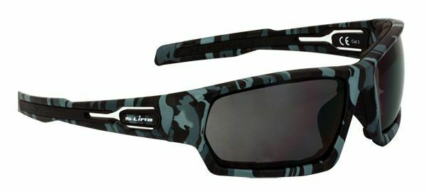 OCCHIALI DA SOLE OCCHIALE sunglasses S-LINE MIMETICO Camouflage SPORT