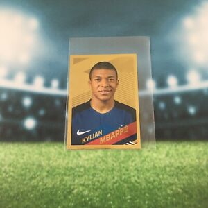 PANINI KYLIAN MBAPPE OR GOLD ROOKIE RC CARREFOUR FRANCE WORLD CUP 2018  #54 PSA?
