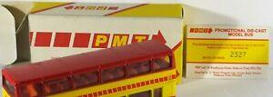CORGI-C675-17-MCW-metrobus-Bus-modello-promozionale-PMT-28-Newcastle-tramite-Stoke