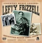 Country Music Legend: Selected Sides 1950-1959 [Box] by Lefty Frizzell (CD, Oct-2014, 4 Discs, JSP (UK))