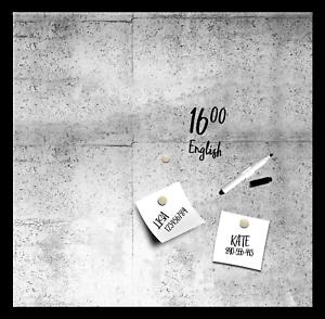 Magnetwand Küche | Memoboard Panel S Glas Magnettafel Magnetwand Kuche Styler Weiss