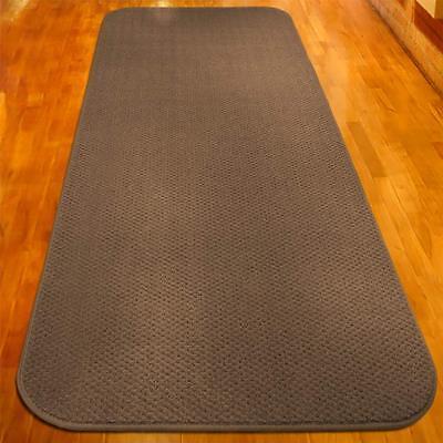 6 Ft X 36 In Skid Resistant Carpet Runner Toffee Brown Hall Area Rug Floor Mat For Sale Online Ebay
