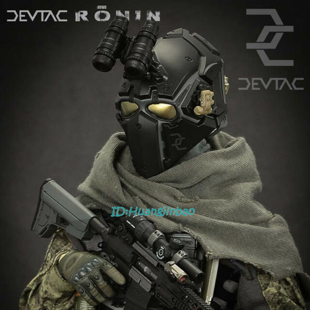 Military Model Devtac Ronin 1//6 Scale Action figure BRAND NEW Green Wolf Gear
