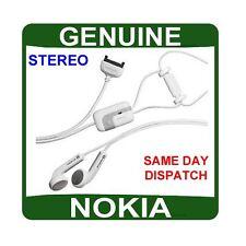 Auriculares Genuinos Nokia 6233 E65 teléfono celular móvil Original Auriculares Manos Libres