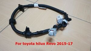 details about toyota hilux revo 2015 17 plug and wiring connect to back up camera Toyota Hilux Revo Double Cab