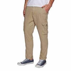 Quiksilver-Crucial-Pantalon-homme-cargo-Plage-Toutes-Tailles