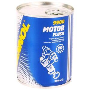350ml-MANNOL-Motor-Flush-Reiniger-Motorspuelung-Motorreiniger-Olschlamm-reinigen