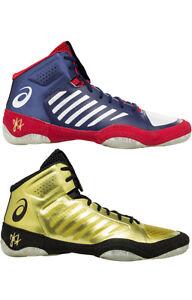 a7f406b6e360 Image is loading ASICS-Wrestling-Shoes-boots-JB-Elite-III-Ringerschuhe-