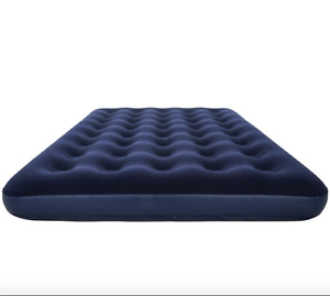 Inflatable mattress double 2 seater camping quick easy valve 191 x 137 x 22 cm