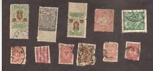 WORLD-Good-Stamps-ALL-DAMAGED-Russia-Bulgaria-Germany-WITH-DEFECTS-Lot