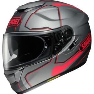 Casque De Moto Intégrale Shoei Gt Air Pendule Tc 10 Couverture Fibre