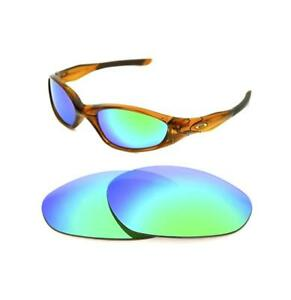 Sunglasses 2 Polarized For Lens Details New Green Oakley Custom Minute About 0 n8v0mNw