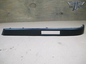 88 95 Bmw E34 525i Rear Bumper Right Side Impact Trim