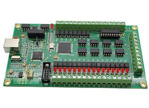 4-axis-CNC-USB-Card-Mach3-Interface-Breakout-Board-200KHz-windows2000-xp-vista