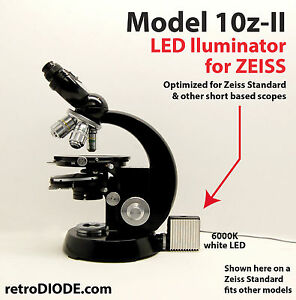 LED-illuminator-retrofit-Kit-with-dimmer-control-for-older-Zeiss-microscopes