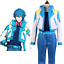 Details about  /DRAMAtical Murder Sly Blue Aoba Seragaki Jacket T-Shirt COSplay Costume Outfit #