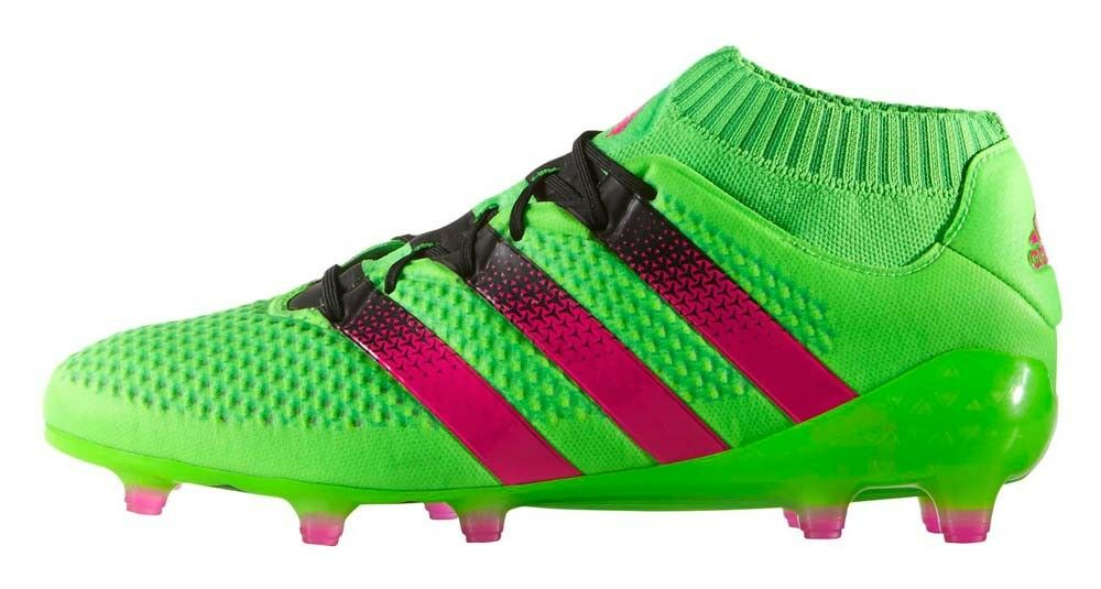 Para Hombre Adidas ACE 16.1 Primeknit FG botas De Fútbol AG Talla 7 Uk Rrp .00