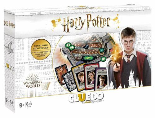 White Harry Potter Cluedo 037198